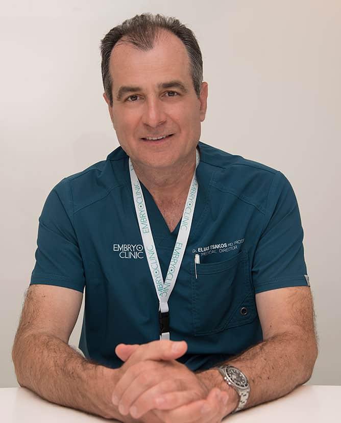 Dr Elias Tsakos